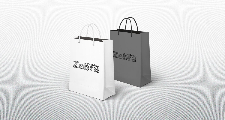 Creación de logotipo para marca de ropa Zebra Fashion