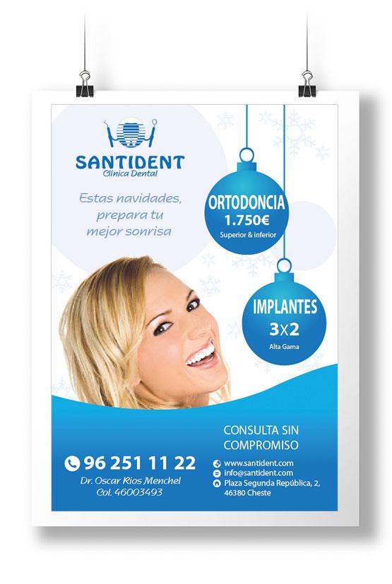 Diseño de carteles publicitarios en Valencia