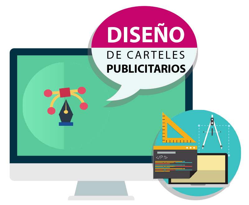 Diseño de carteles y posters publicitarios en Valencia