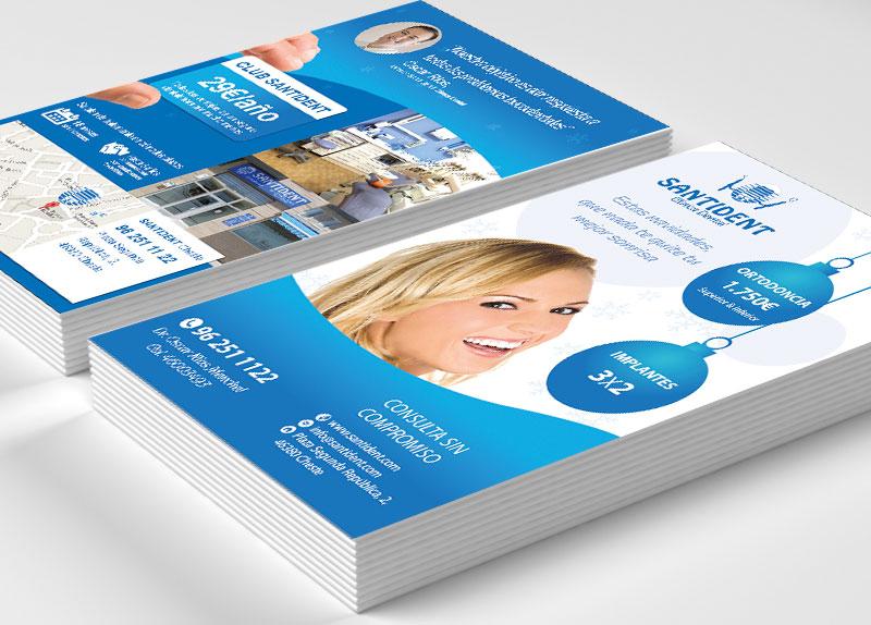 Diseño de folletos publicitarios en Valencia