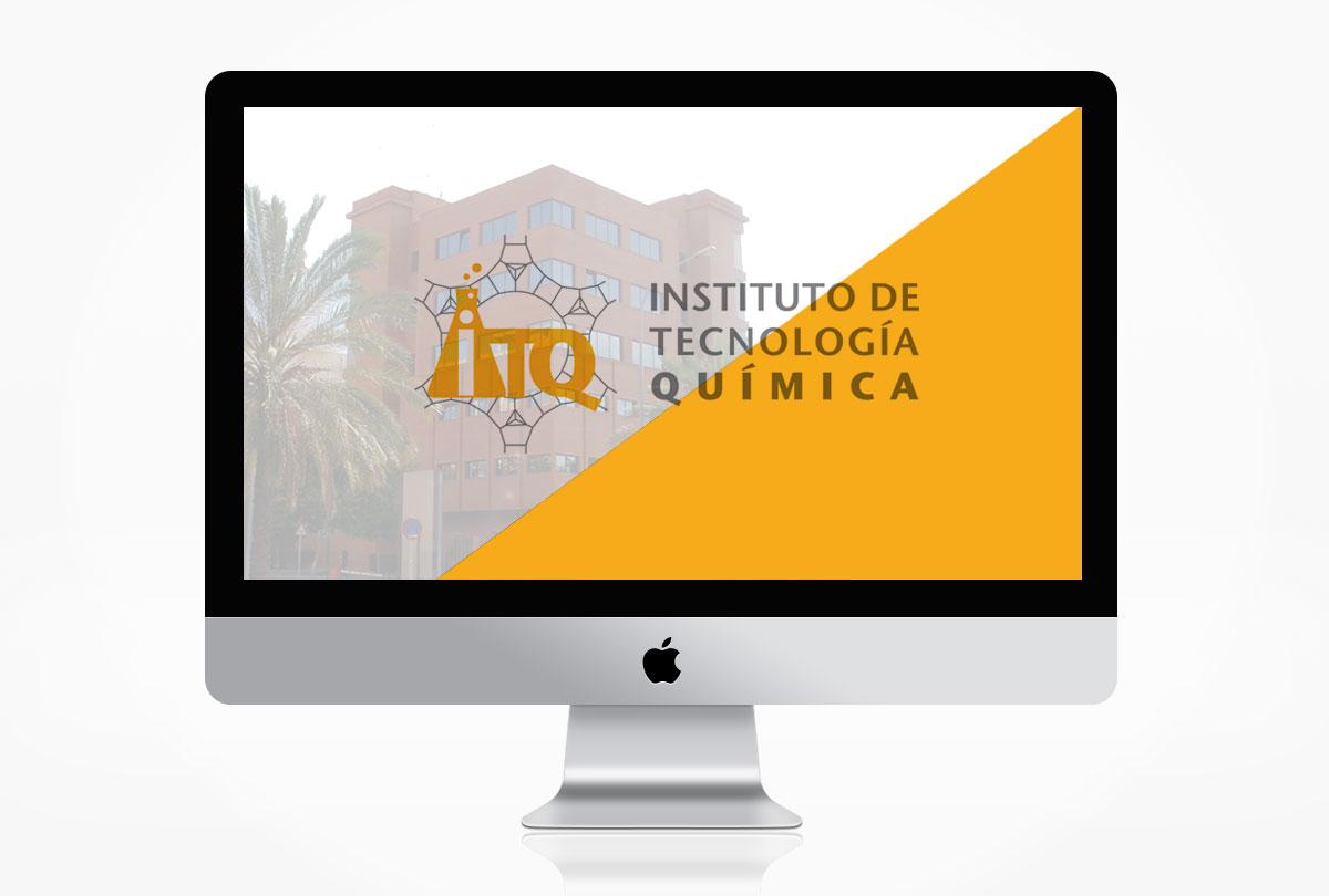 Desarrollo de portal Web para el Insituto de Tecnología Química en Valencia