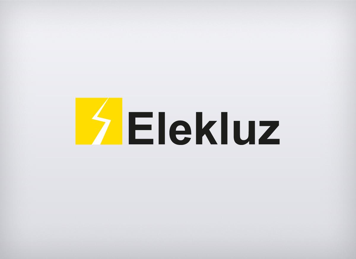 Diseño de logotipo para empresa de electricidad
