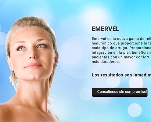 Diseño Web presencial para CBDC, Una clínica de belleza y estética en Valencia