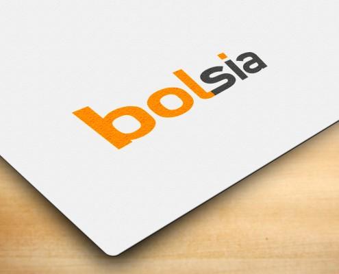 Diseño de logotipo profesional para Bolsia