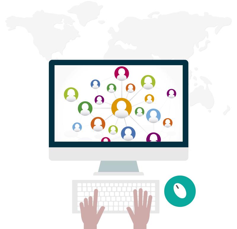 Community manager - Gestión de redes sociales y reputación en Internet
