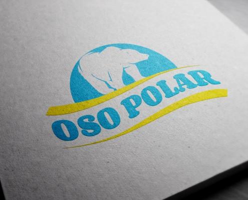 Diseño de logotipo personalizado para Oso Polar en Valencia