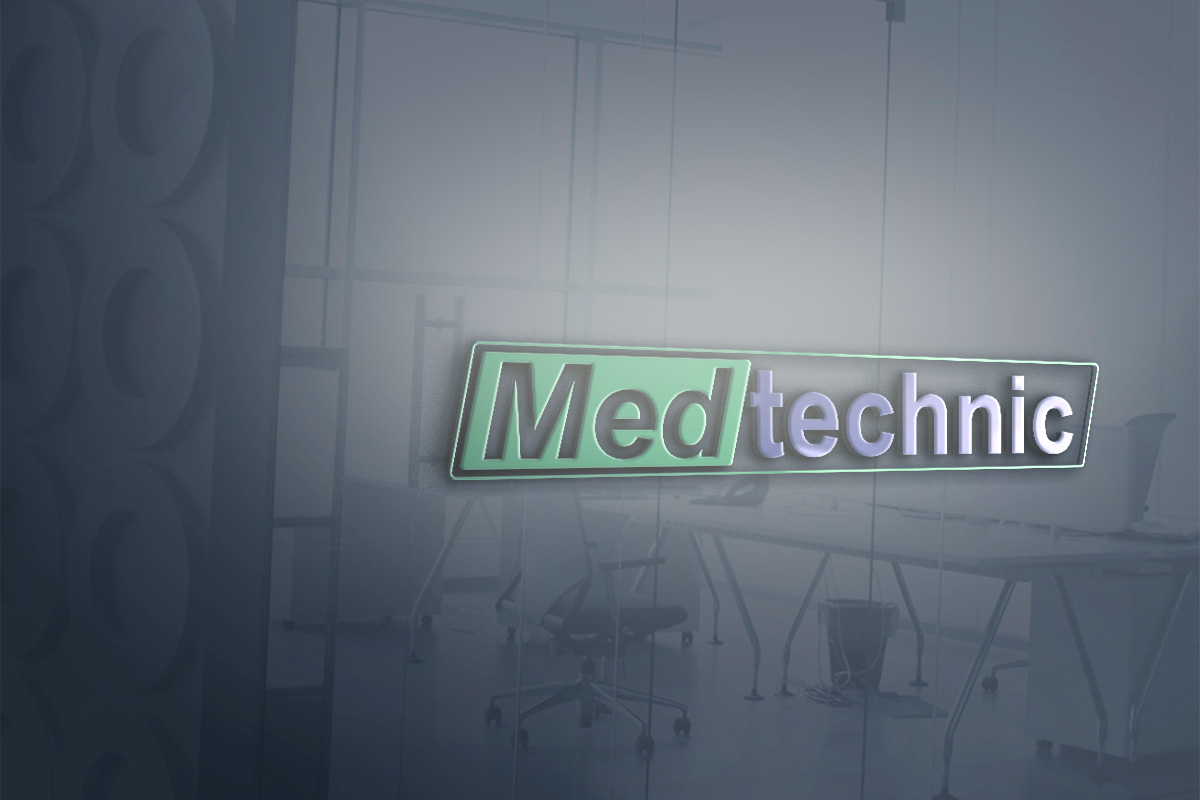 Creación de logotipo profesional para Medtechnic