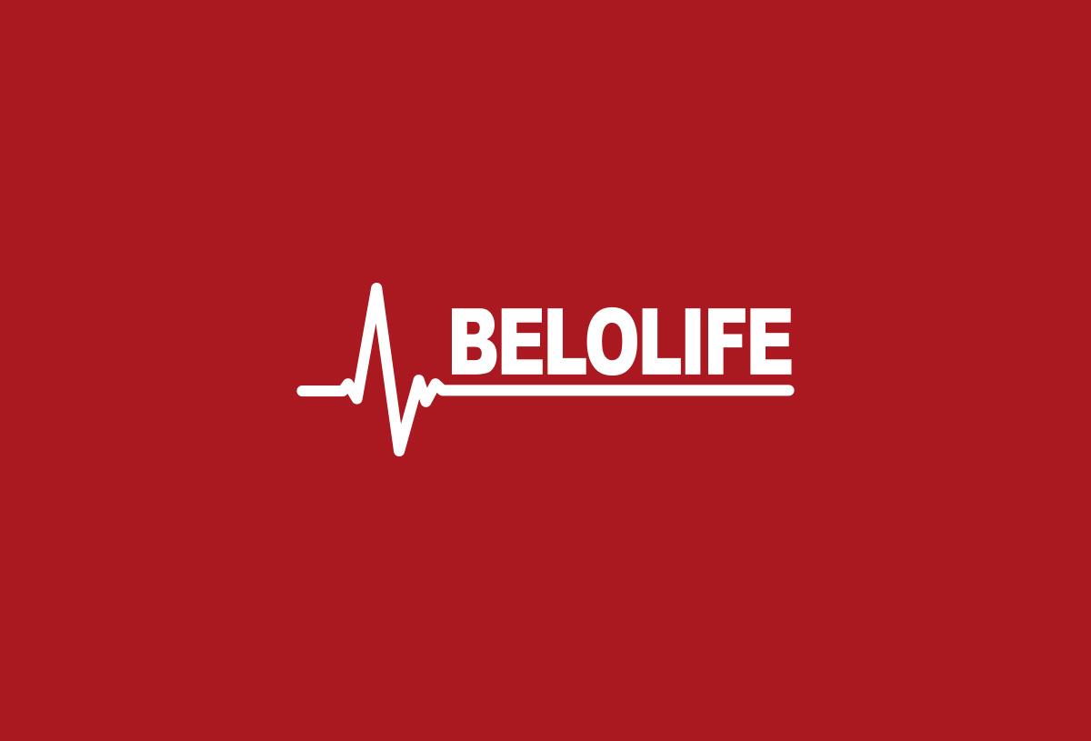 Logotipo Belolife, una empresa vendedora de desfibrilador