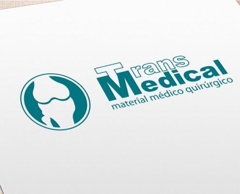 Diseño de logotipo profesional para Transmedical en Valencia