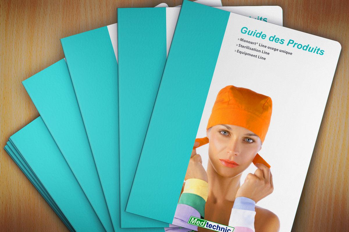 Diseño de catálogos de publicidad