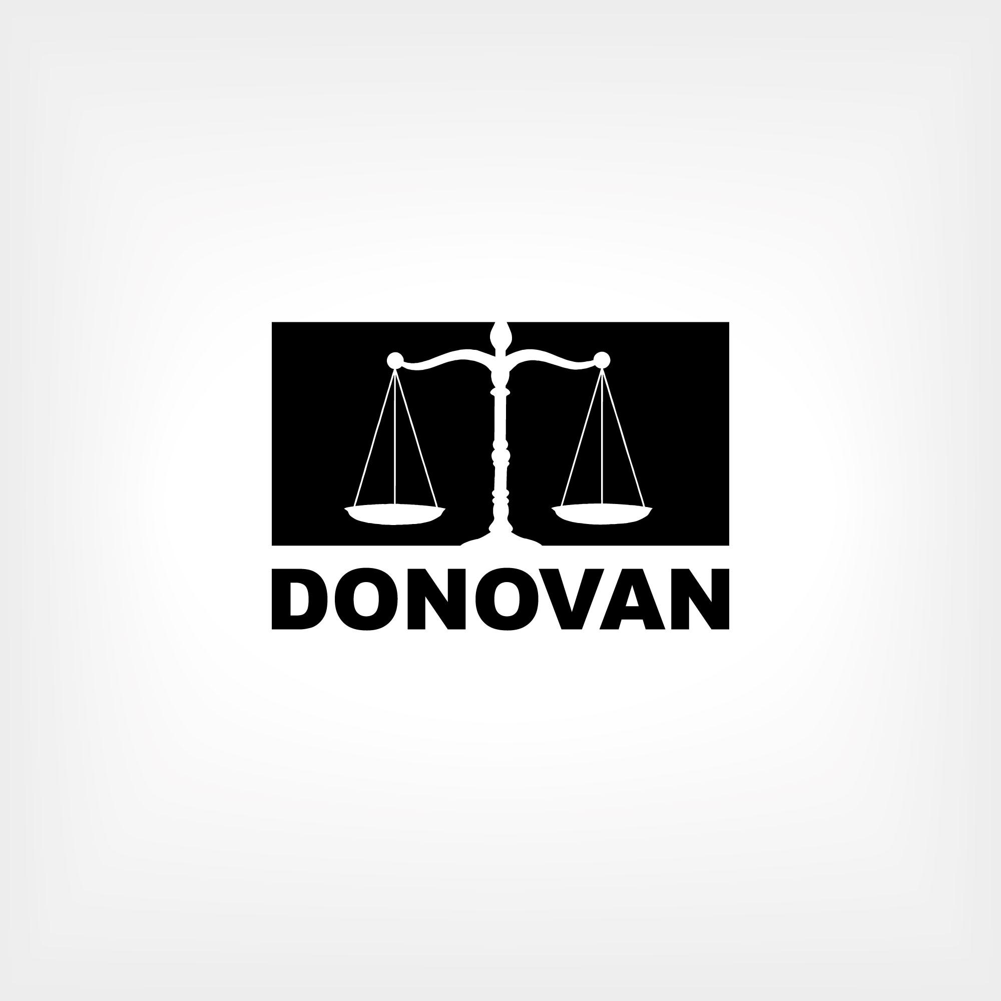 Creación de logotipo para DONOVAN