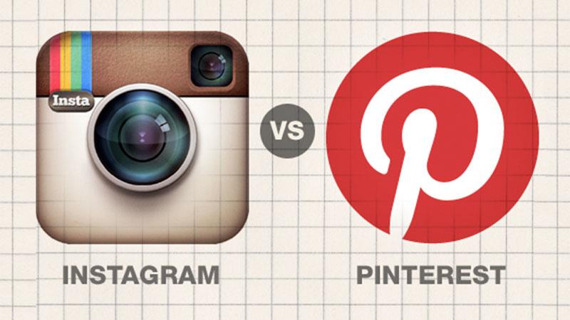 Pinterest o Instagram para tu empresa