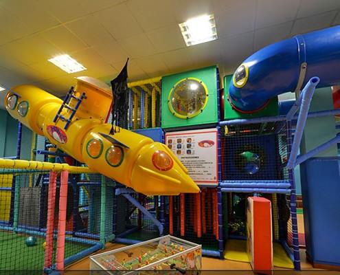 Visita virtual de un Parque infantil en Valencia
