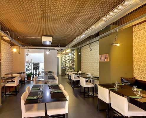 Visita Virtual Google Street View del restaurante El Sequer. Valencia